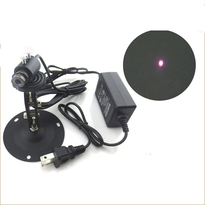 Ultra Small Spot 780nm 5mw Position Lamp With Focus Adjustable  Infrared Laser Diode Module